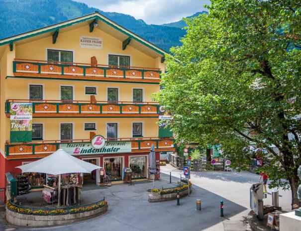 Appartement Kaiser Franz Bad Hofgastein Zentrum